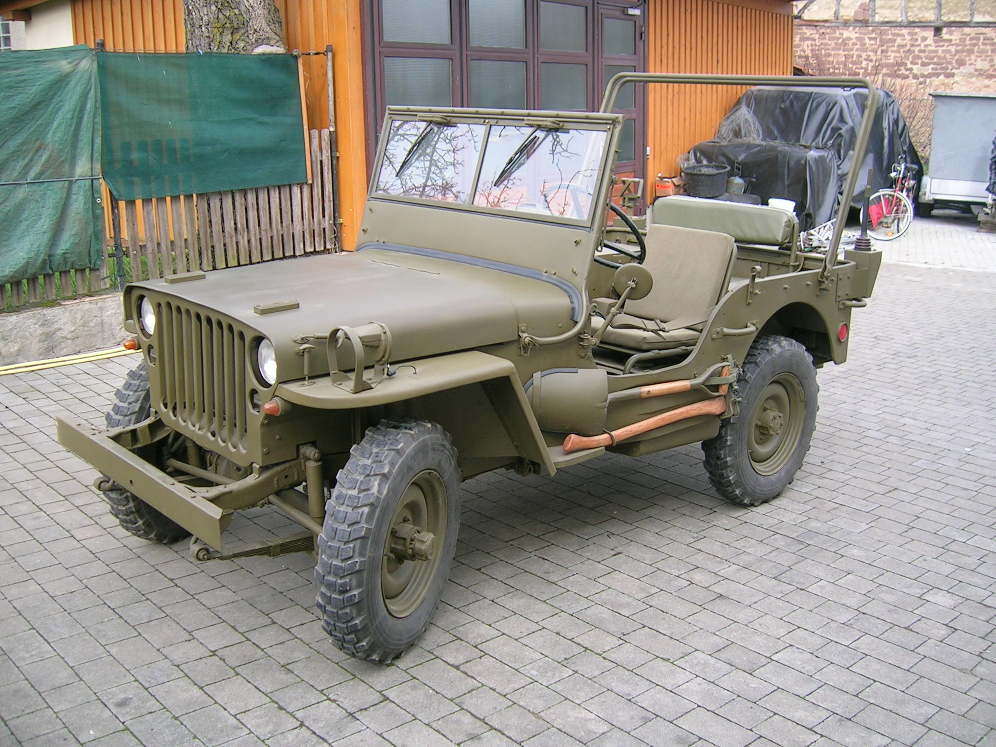 jeep hotchkiss willys pictures. Black Bedroom Furniture Sets. Home Design Ideas