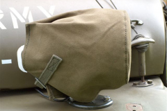 Scheinwerferabdeckung, Tarnlichtabdeckung für Militärfahrzeuge