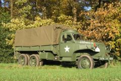 Canvas-Plane für LKW der US Army