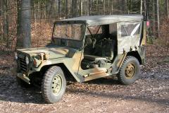 Mein Ford Mutt M151 A2 im Eschenauer Wald