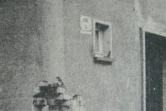 Haus in Hassfurt von Panzer gerammt