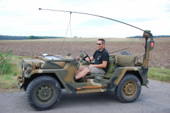 M151 A2 Ford Mutt US Army Jeep
