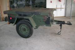 Mein M416 Anhänger der US-Army für meinen M151 A2 Ford Mutt