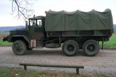 Mein Reo M35 A2 mit Turbo