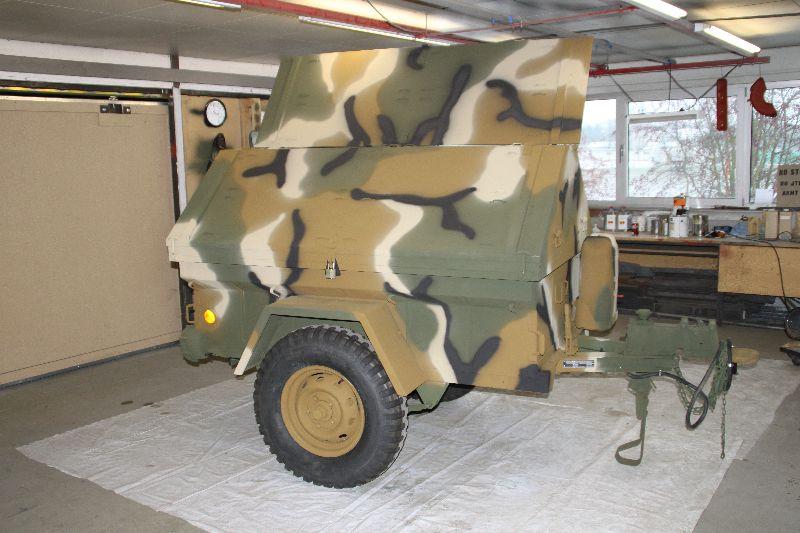 Funkantenne – M151 Ford Mutt