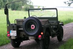 So sah mein M151 A2 früher aus