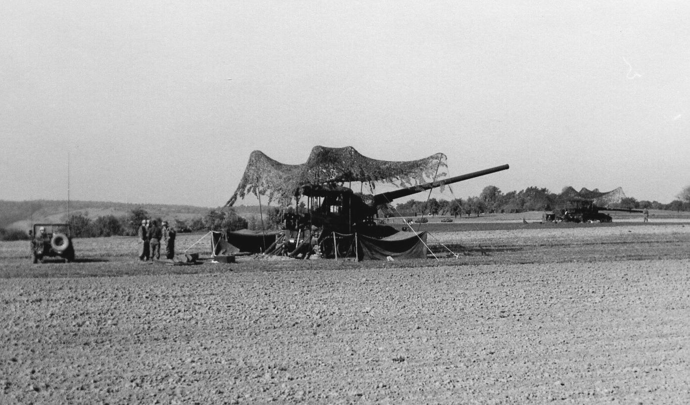 Reforger 2 - Feldhaupitze der US Army und M151