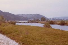 Brückenschlag über den Main Reforger 1970